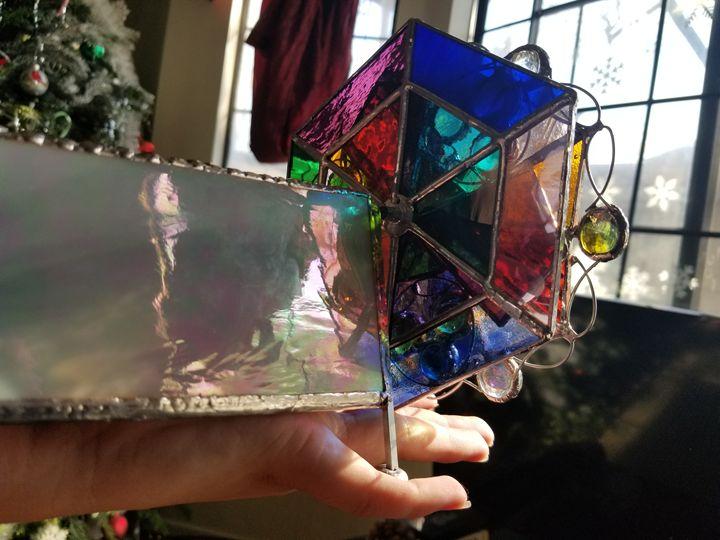 Kenetic Kaleidoscope - Nancy