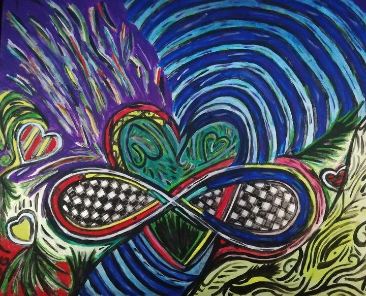 Infinity 1 - SA Colour Creations