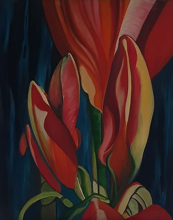 Tulips - Fourie Collection - SA Colour Creations