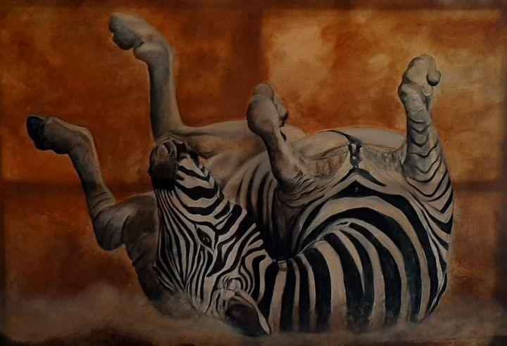 Zebra - Fourie Collection - SA Colour Creations