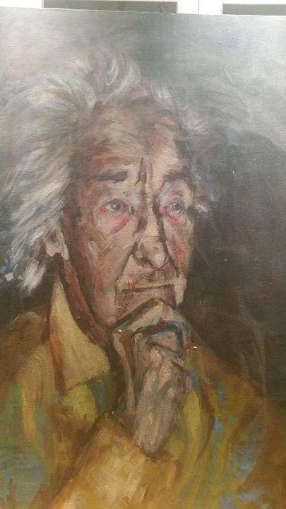 old man - isis