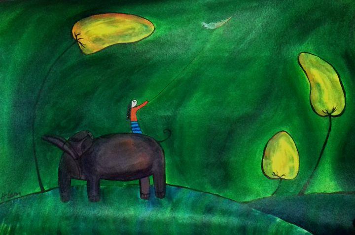 buffalo #5 - sky studio