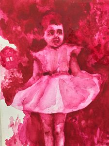 Benjamin Martins - Rose Red 2015