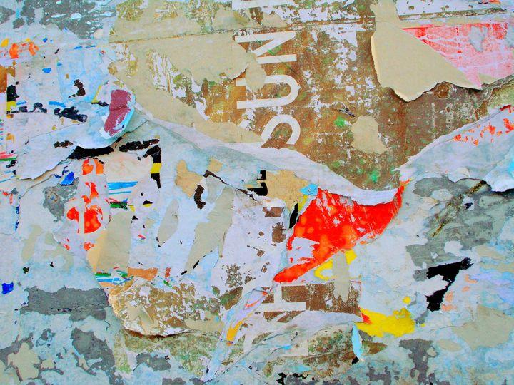 Abstract #7 - Kamlii Urban Art