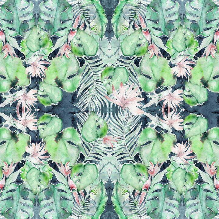 Dark Tropics - Kristen Baker