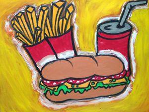 Sandwich Combo Meal