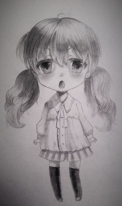 chibi - beauty in anime/manga