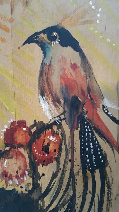 Pájaro Tropical - Lau