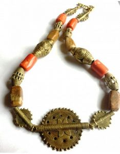 Traditional african jewelry - Historical Artifacts
