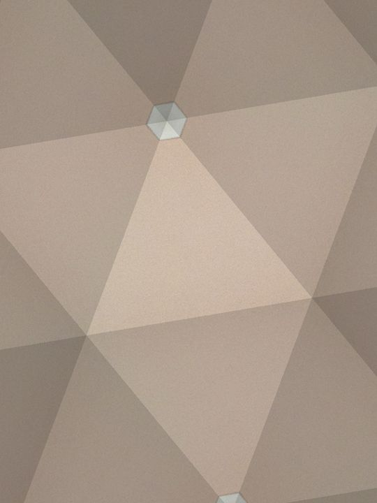 Triangle art - Pajtartdini