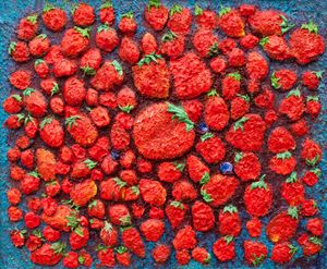 strawberry heaven - LeoVart