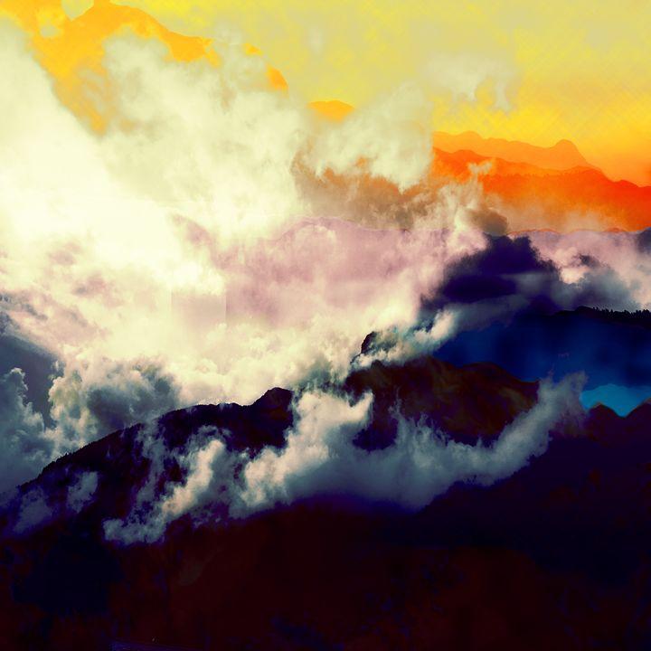 heaven hills - LeoVart