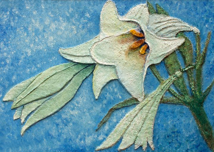big lily - LeoVart