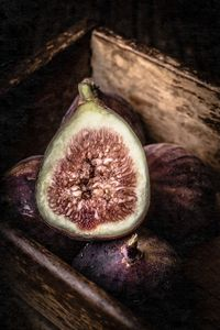 Fresh Figs Still Life