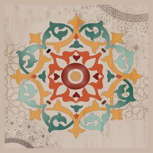 Islamic pattern artwork