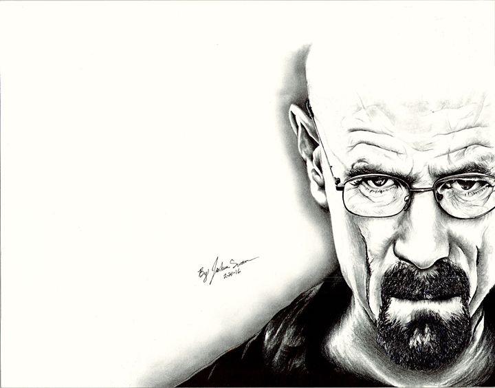 Heisenberg/ Breaking Bad - JswannArt