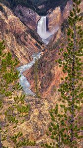 Artist Point - Yellowstone National