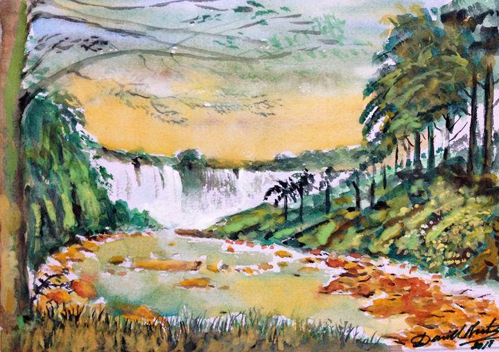 Hidden Water - Daniel Santos