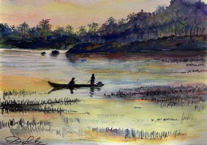 Fishermen - Daniel Santos