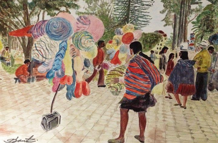 Market - Daniel Santos