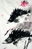 46cm*70cm chinese ink painting