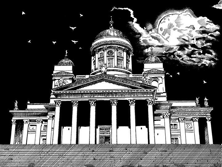 Helsinki Cathedral - Tommi Bäckgren