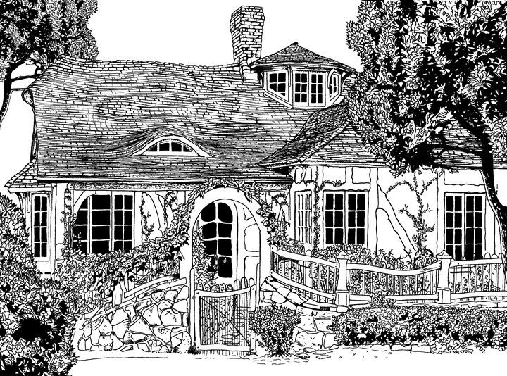 Summer house - Tommi Bäckgren