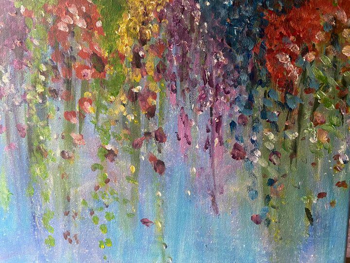 Alyssa's flowers - Nicci's ArT
