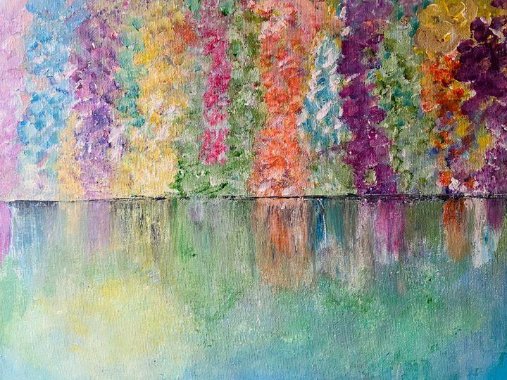 Reflections - Nicci's ArT