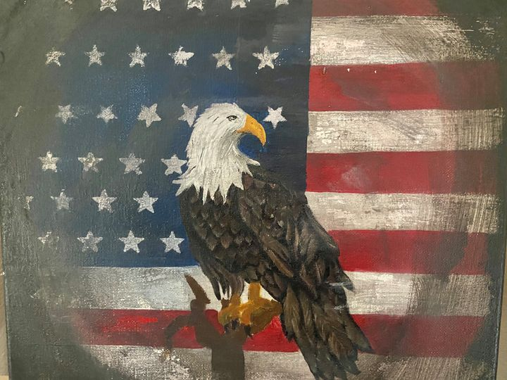 Let Freedom Ring - Nicci's ArT