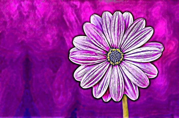 Purple Flower Essence - Mystic Muse
