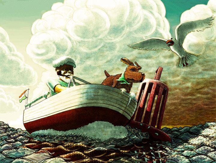 Old Sea Dogs - Mark Antony