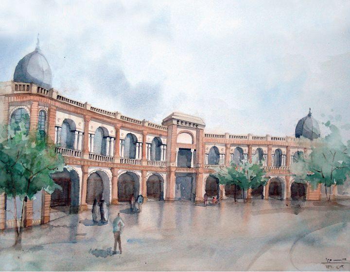 Hassan Abad Square - samira