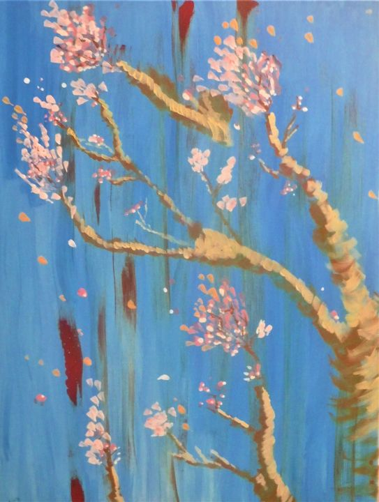 Blooming in winter - ALW Art House