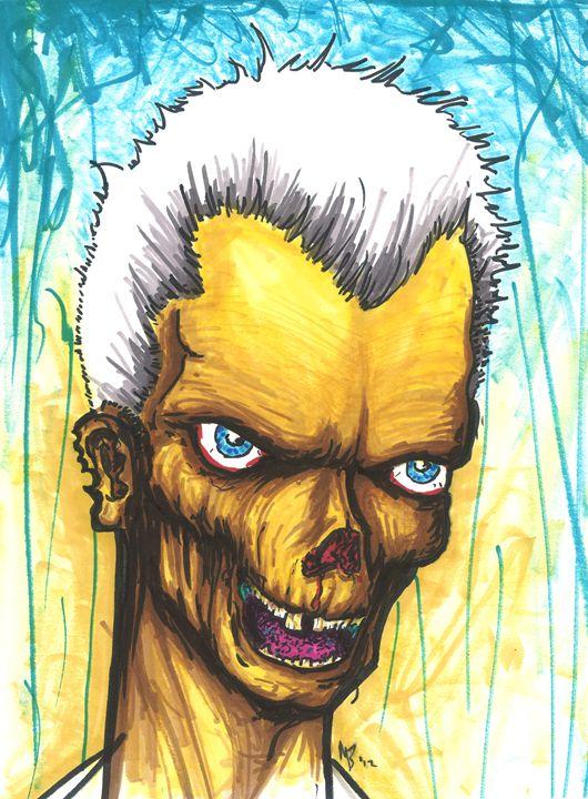 Jaundice Zombie - eyeheartslayer