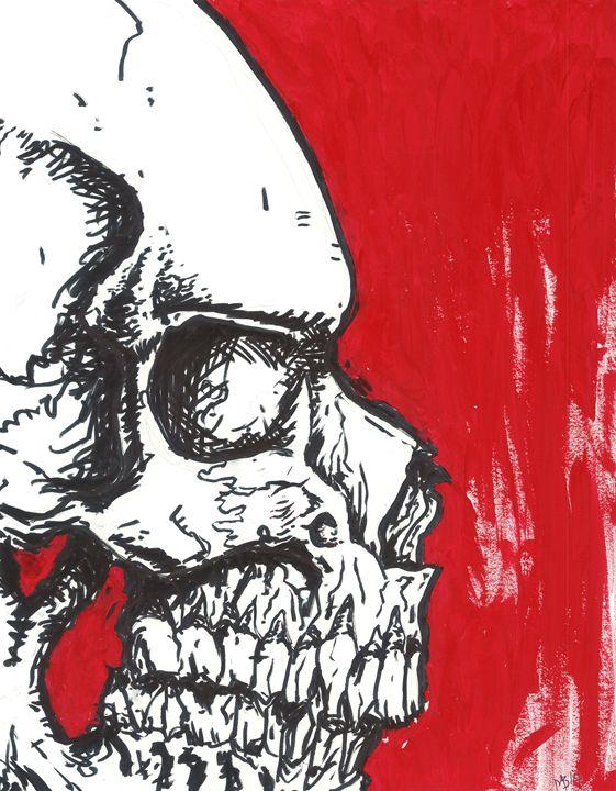 Red Skull - eyeheartslayer