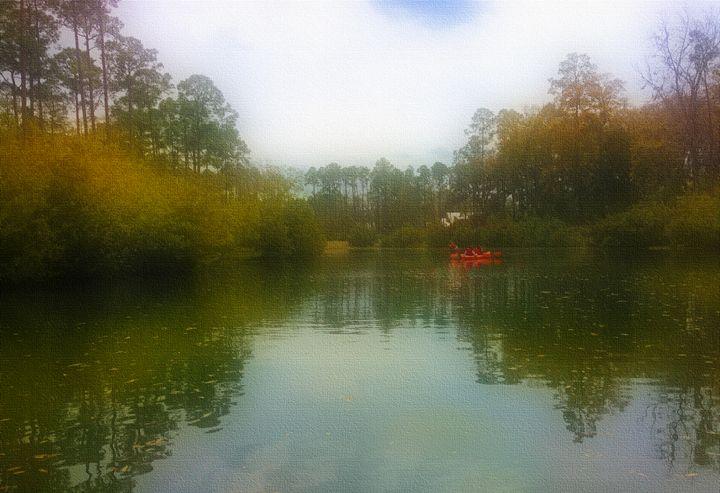 Roaming the River - Nan Mac