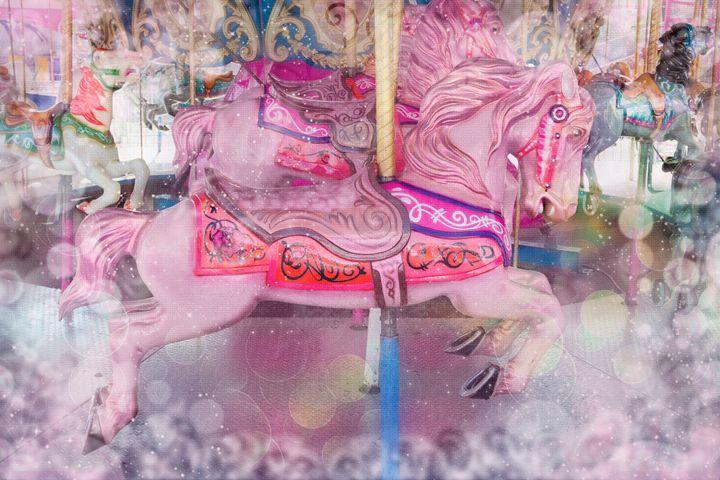 The Fair. Pony #6 - Nan Mac