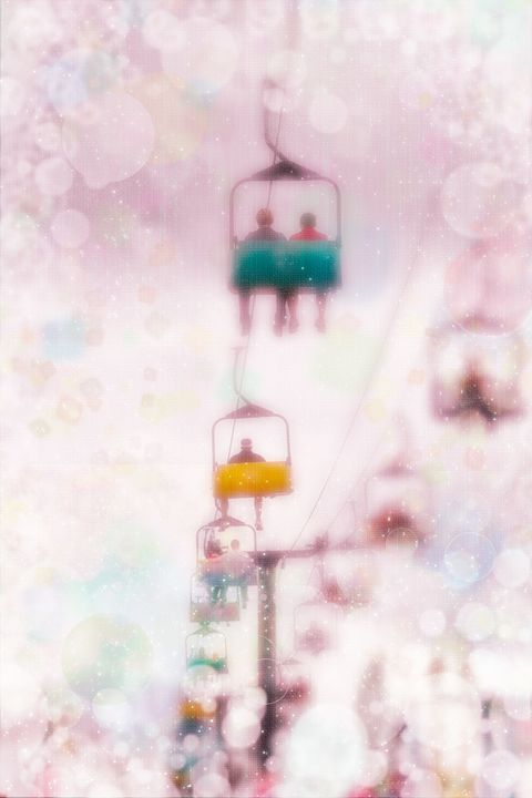 The Fair. Gondola. #7 - Nan Mac