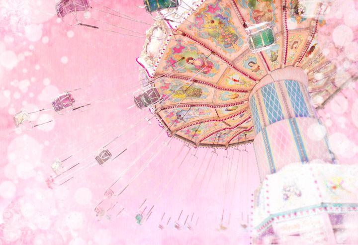 The Fair. Swing #14 - Nan Mac