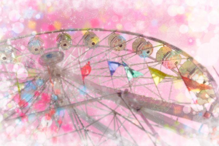 The Fair. Wheel #15 - Nan Mac