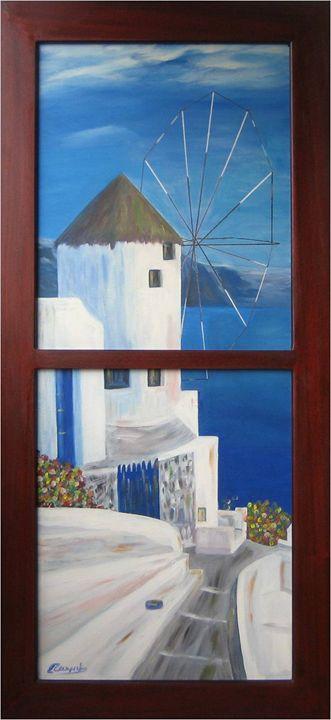 Window - Elisabeth Tsikritzi