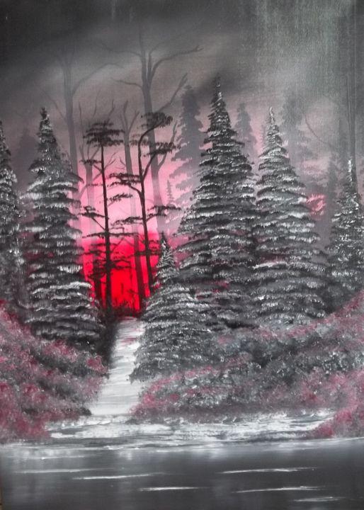 Dark still water - Howard