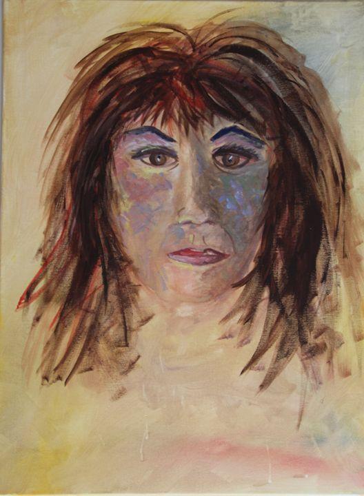 The Stare   (A010) - KATIA-ART