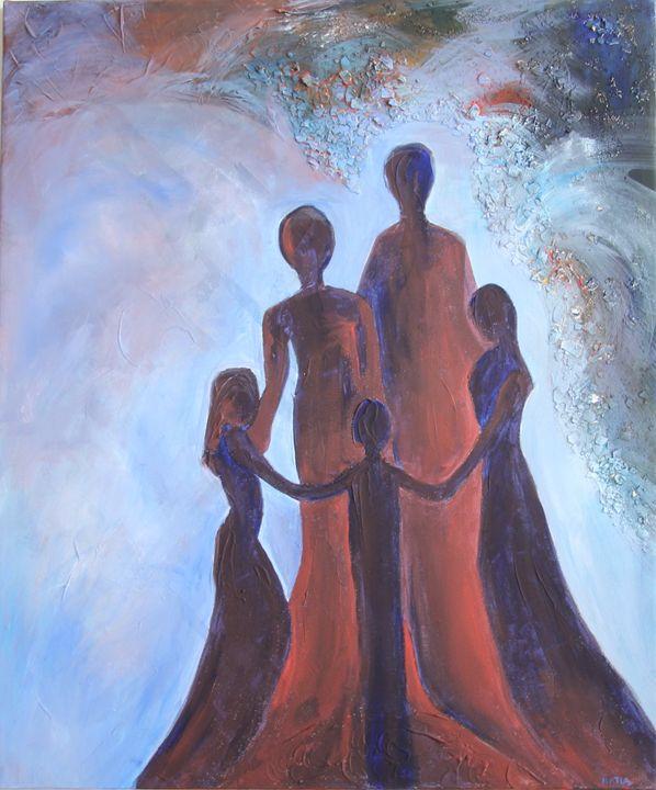 Family Union   (A021) - KATIA-ART