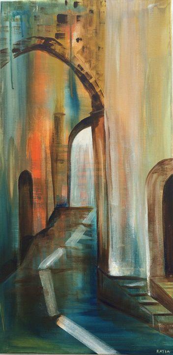 Doorways (B009) - KATIA-ART