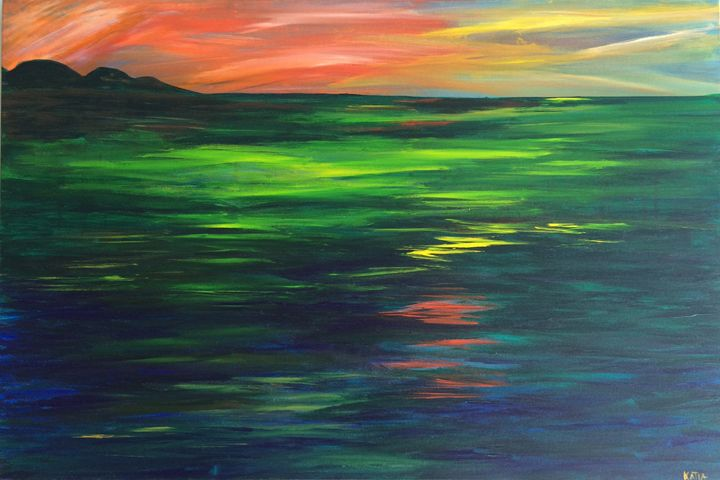 Seascape (B015) - KATIA-ART