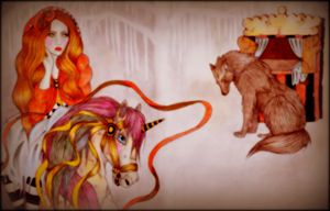 The Carousel & The Crying Wolf