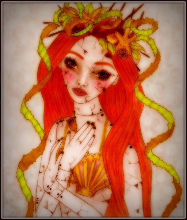 Broken Doll Ariel - Eyes Of Underland