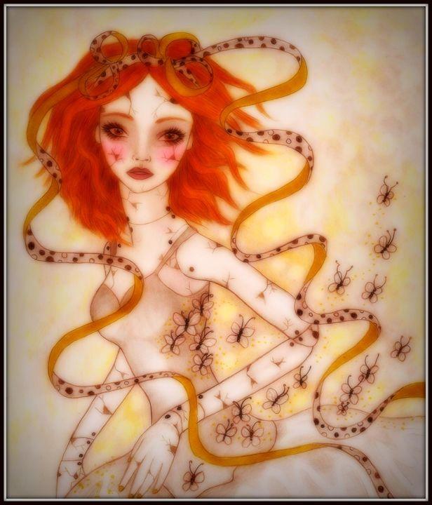 Broken Doll Cinderella - Eyes Of Underland
